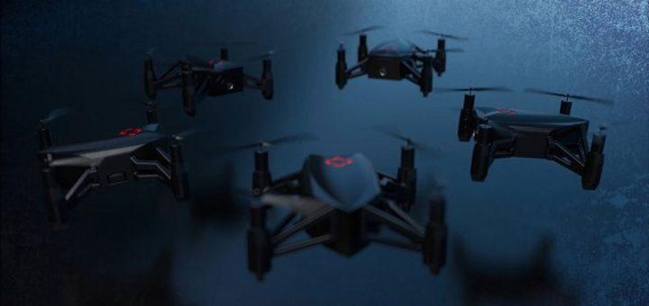 Türkiye'nin 'mikro drone timi'