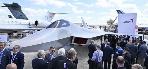 TUSAŞ, 'Milli Muharip Uçağı' (MMU)