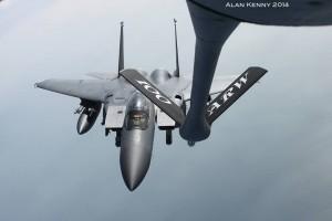 USAF F-15E Eagle