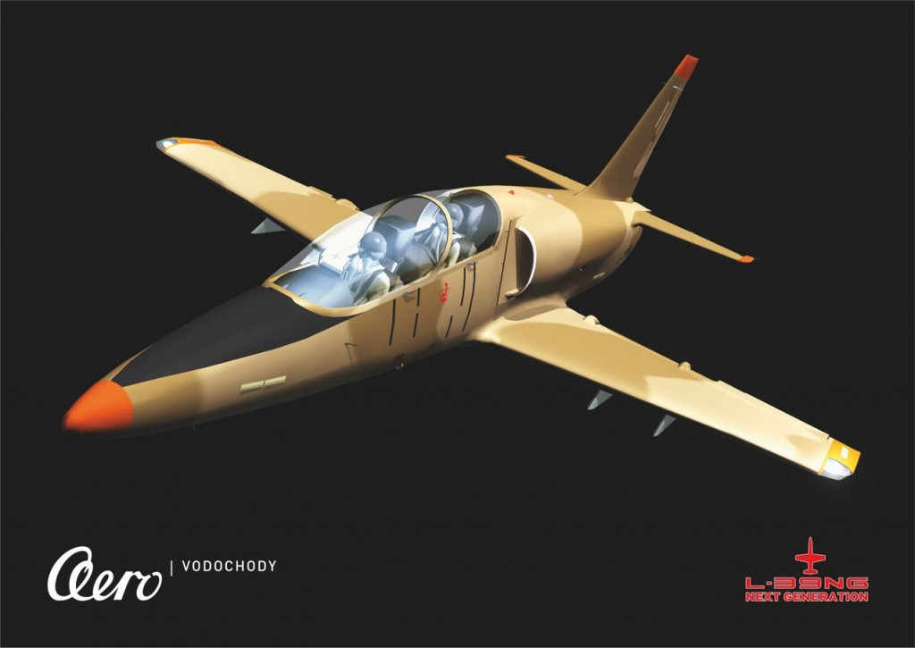 Aero Vodochody L-39NG Next Generation legendary jet trainer aircraft