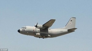 Under used: In January 2013, the Pentagon's inspector general office said the aircraft flew only 234 of the 4,500 required hours fromJanuary through September 2012