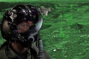 F-35 JSF Gen III helmet mounted display system HMDS