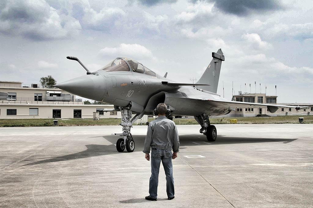 French Dassault Aviation Rafale M10 (Photo by © Dassault Aviation - P. Dhaud)