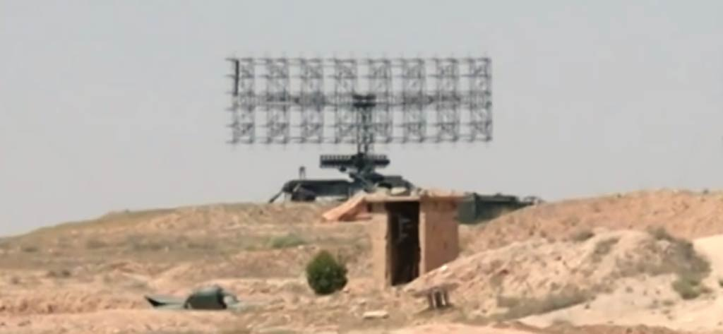 The most modern radar available at Tabqa is the Chinese made JY-27, seen in footage of the base before the capture below. Although this radar could be of great use for the Islamic State when aided by former operators of the system, the JY-27 lacks a height finding capability and needs to be supported by the two PRV-13s also present on the base. Other radars captured included a P-14 and P-35/37. (LiveLeak)
