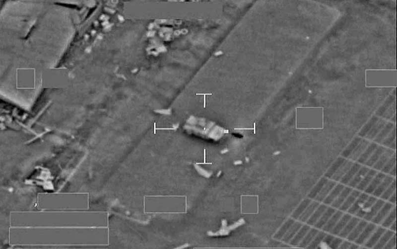 Royal Air Force Attack Islamic State in Iraq (Photo by Forces.tv)