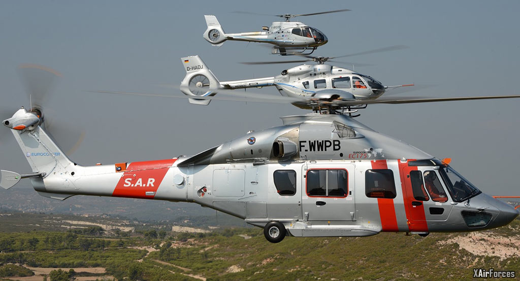 France-based Airbus Helicopters handed over 471 aircraft last year and gathered orders for 402—both 5-percent drops. (Photo: Airbus Helicopters)