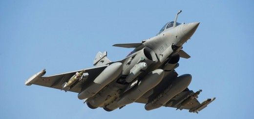 Rafale Fighter Aircraft
