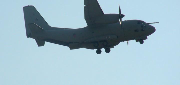 C-27J Spartan (Osman Tüfekçi © XAirForces)