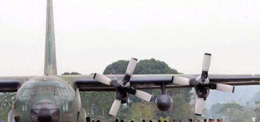 Philippine Air Force C-130 Hercules