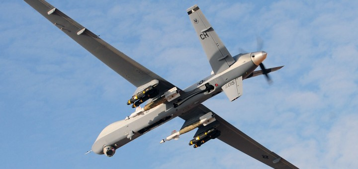 U.S. Air Force Reaper drone
