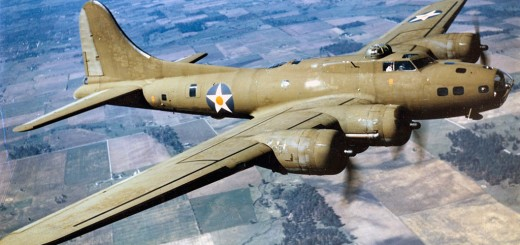 B-17E Flying Fortres