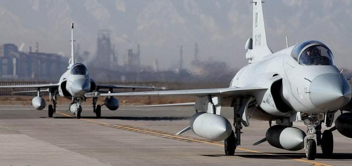 Pakistani Air Force JF-17 Thunder