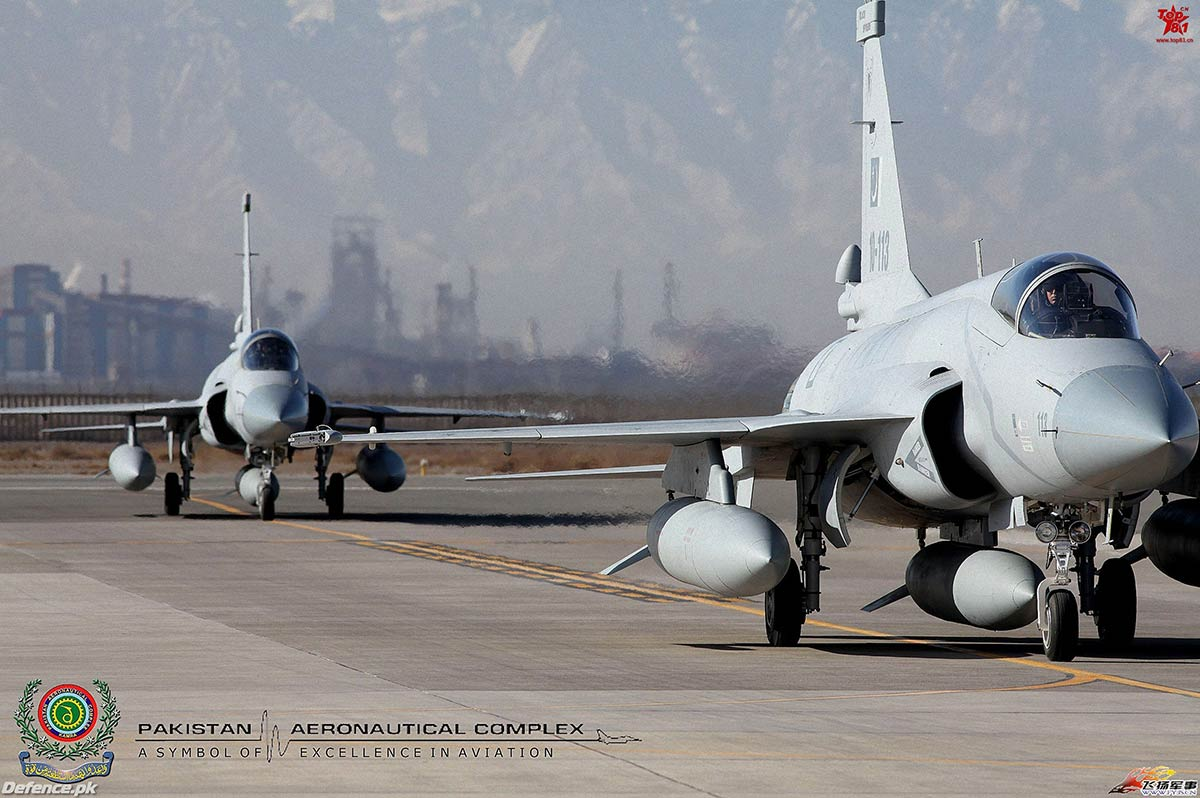 Pakistani Air Force JF-17 Thunder