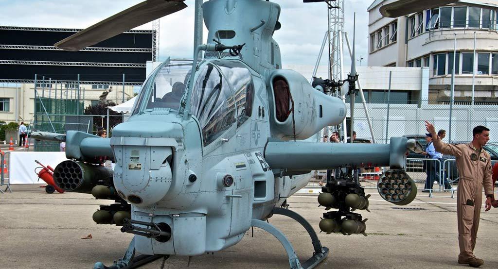 Bell AH-1Z Viper attack helicopter(© Flickr/ Mario Sainz Martínez)