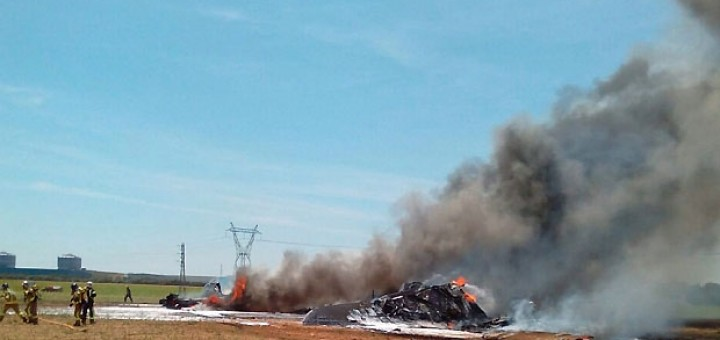 Airbus A400M (MSN023) Accident 09 05 2015 (www.telegraph.co.uk)