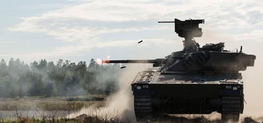 Sweden Army CV90 Platform (BAE Systems)