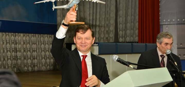 """Ukrainian flag must fly all over the world"""