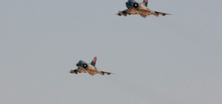 Egyptian Air Force Mirage 5D