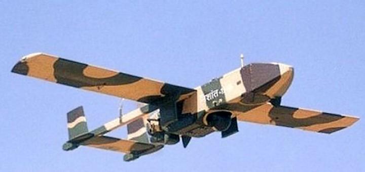 Indian Nishant UAV