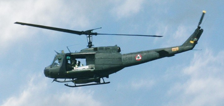 Lebanese Air Force UH-1H Huey