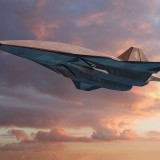 The Lockheed Martin SR-72 Hypersonic Aircraft