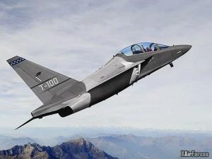USAF M-346 / Raytheon T-100 TX-trainer-lead