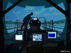 USAF Raytheon T-100 Ground Based Training System