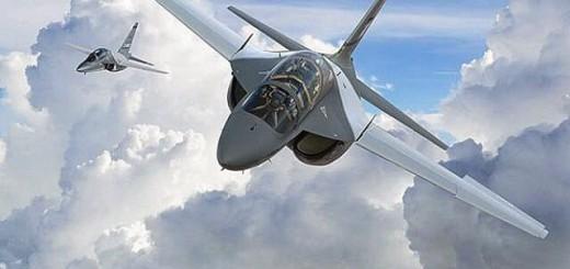 USAF Raytheon T-X trainer