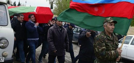 Armenia/Azerbaijan conflict
