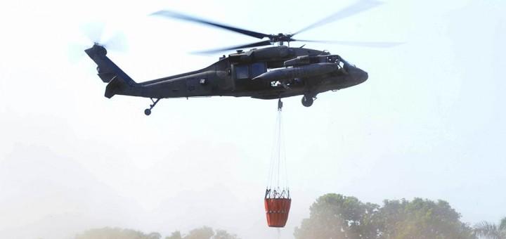 US Southcom 1-228 JTF-Bravo support