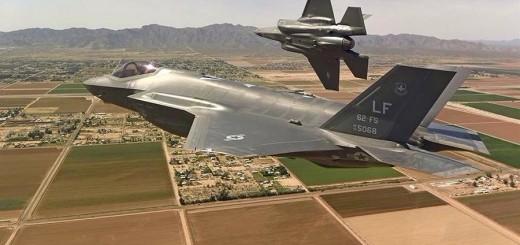 USAF F-35A Lightning II Luke AFB