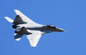 Russian MiG-35 fighter jet