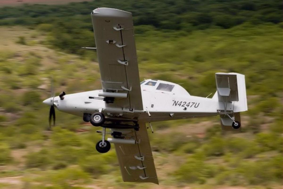 AT-504 Air Tractors to Kenya