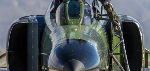 Civillian McDonnell Douglas QF-4 EPhantom II