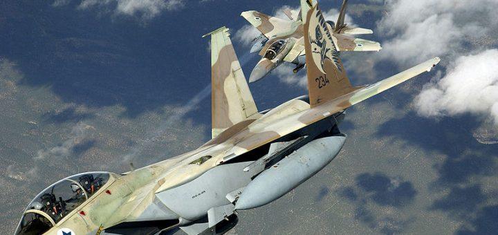 Israeli F-15I Raam Jets