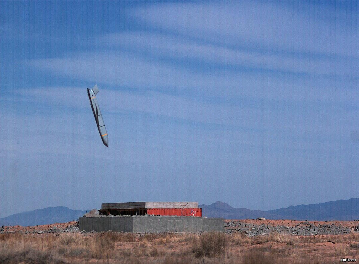 Lockheed Martin JASSM missile