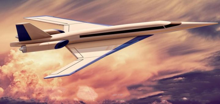 Spike Aerospace supersonic prototype