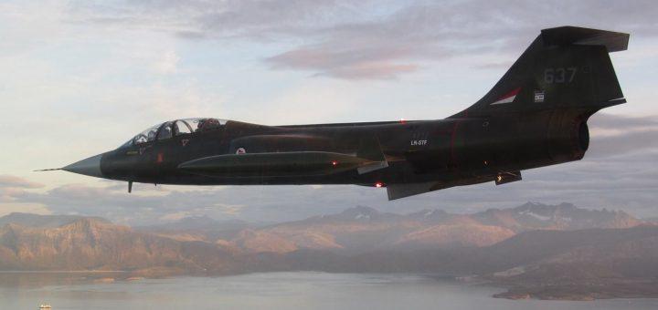 Norwegian F-104G Starfighter