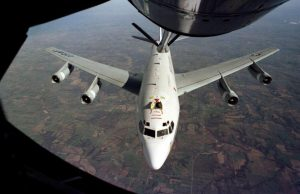 USAF WC-135 Nuclear sniffer planes