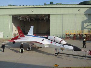 Japan made F-3 stealth fighter jet