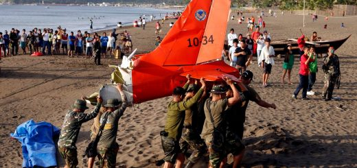 Philippine Air Force SF-260 crash