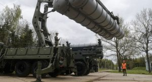 Russian S-400 air defense systems to Turkey