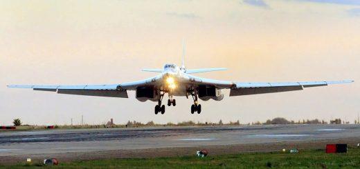 Russian Tu-160 Beliy Lebed