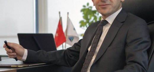 Turkish STM General Manager Davut YILMAZ