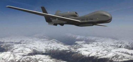 U.S. Air Force's Northrop Grumman RQ-4 Global Hawk