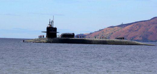 UK Strategic Submarine