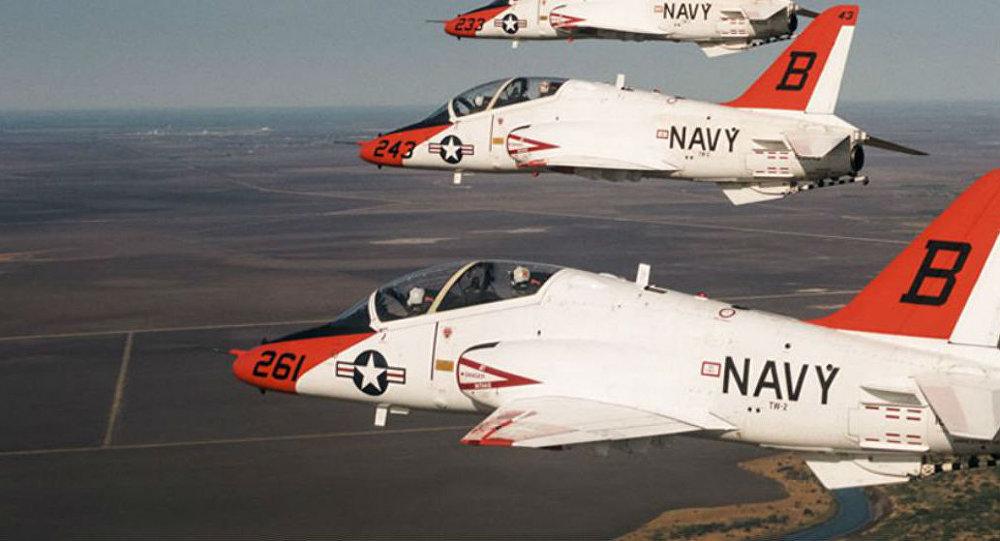 US Navy Boeing T-45 Goshawk