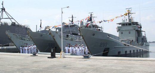 Philippine Navy LCHs service updated
