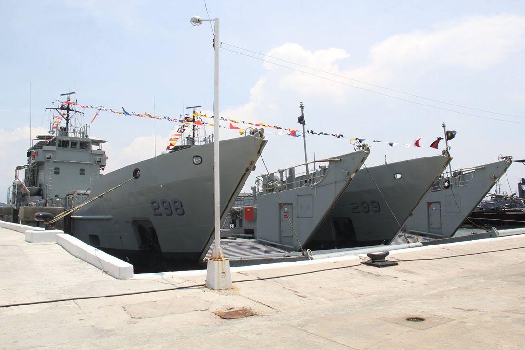 exRAN LCHs now in Philippine Navy service updated