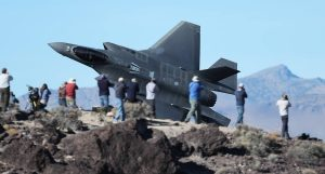 RNLAF F-35 Star on Wars Canyon